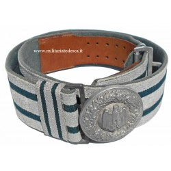 PARADE HEER BELT + BELT BUCKLE