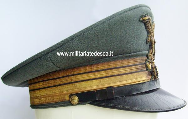 CAPPELLO DA SENIORE DELLA MILIZIA FORESTALE (NON DISP)